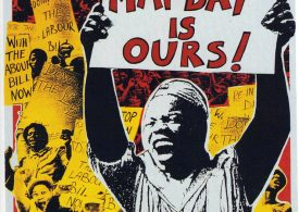 1989 poster celebrating May Day
