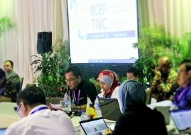 RCEP is biased against workers: Dwi Eksan Fauzi, Federation of Indonesian Worker's Struggle (FPBI)