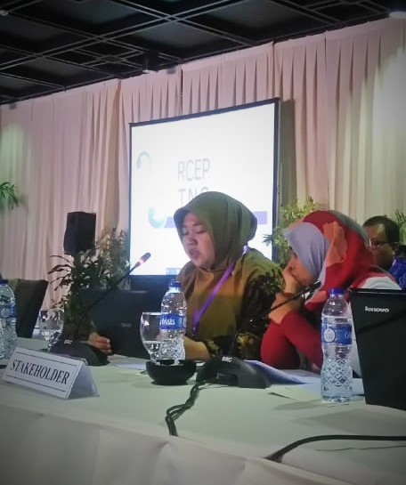 RCEP AND ITS IMPACT FOR WORKERS: PSI Statement at 25th RCEP Round, Bali